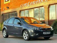 2009 Ford Focus 1.6 Zetec 5dr Hatchback Petrol Automatic