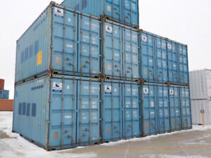 20' High Cube Shipping Container Used (5yrs old)