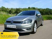 2018 Volkswagen Golf GT TSI EVO DSG Semi Auto HATCHBACK Petrol Automatic