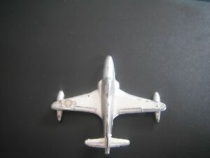 "Diecast Dinky Fighter Jet ""Shooting Star""  Meccano Ltd #733."