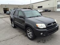 2007 Toyota 4 Runner - As Traded Special