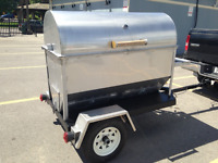 Pig Roaster BBQ For Rent
