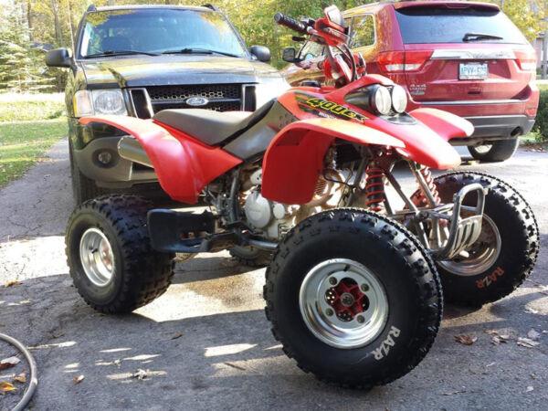 Used 2000 Honda TRX400EX
