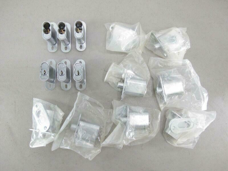 14 Kenstan PL40 Interchangeable Core Plunger Retail Store Case Cabinet Locks