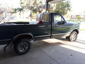 Ford truck 3500