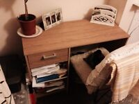 Desk - small with one drawer