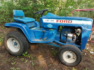 FORD LGT 145 LAWN TRACTOR