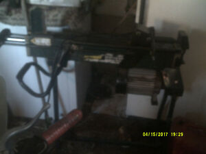 Selling a wood splitter