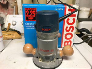 Bosch 2.25HP HP Fixed base router.