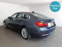 2015 BMW 4 SERIES 420d xDrive Luxury 5dr Auto