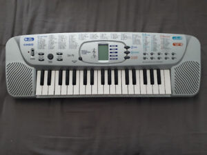 Casio electronic keyboard