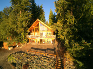 Shuswap Crowfoot Snowmobile Accommodation