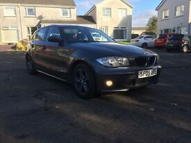 BMW 118I SPORT HPI CLEAR