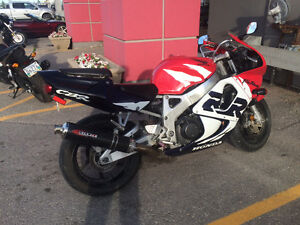 1999 CBR900RR safetied *Price reduced*