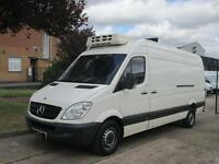 2009 59-REG Mercedes Sprinter 313CDI LWB FRIDGE FREEZER. GAH UNIT. 130BHP