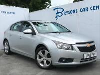 2012 12 Chevrolet Cruze 2.0VCDi ( 163ps ) Auto LTZ for sale in AYRSHIRE