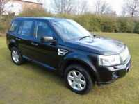 2012 62 LANROVER FREELANDER 2.2 SD4 GS AUTOMATIC