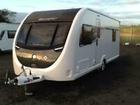 2020 Swift Challenger 560 Island bed 4 berth fitted mover
