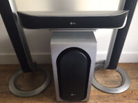 LG Prime Sound System