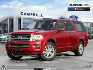 2017 Ford Expedition Max LTD-ONLY 1 AT THIS PRICE--LOADED