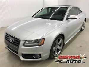 Audi A5 2.0L Premium AWD Cuir Toit Ouvrant MAGS 2010