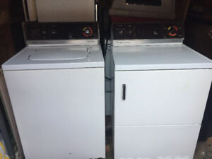 For Sale Beaumark Washer and Dryer