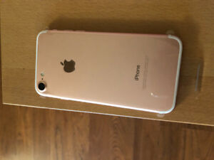 Brand New iPhone 7, 32 GB, with 90 day apple care