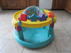 EXERSAUCER –BY  EVENFLO - VERY GOOD CONDITION
