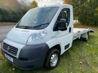 2015 Fiat Ducato 2.3 35 3.5t. 129BHP Recovery Car Transporter, VEHICLE TRANSPORT