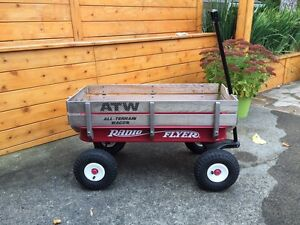 Radio Flyer All Terrain Wagon London Ontario image 1