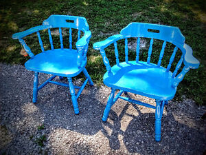 Quality Refurbished Chairs by Ruztikcharms Peterborough Peterborough Area image 3