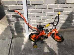 Kids Bike, 12-in Disney Tigger