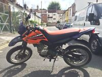 Yamaha xt 125 x stollen and recovery