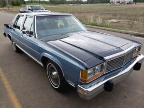 Crown Vic 1981