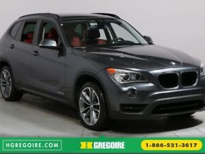 2014 BMW X1 xDrive28i AUTO A/C GR ELECT CUIR TOIT OUVRANT MAGS
