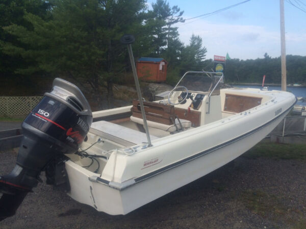 Used 1975 Boston Whaler 20 OUTRAGE