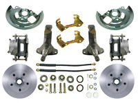 1964-1972 Cutlass 442/Skylark GS455/ GTO Disc Brake Kit