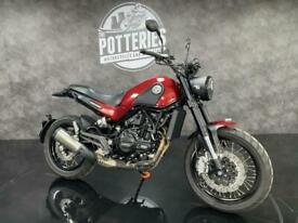 Benelli Leoncino Trail 500cc **Shop soiled-Ex display New bike save £££'s**