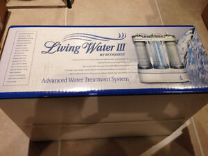 Living Water III, Advanced Water treatment system by ECOQUEST