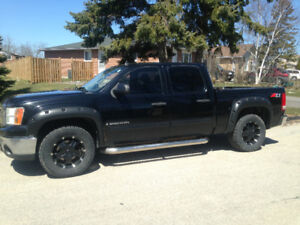 New truck coming, up for grabs this True 4x4 crew