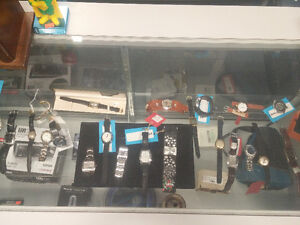 Nice Selection Of watches Available. Also Buying!