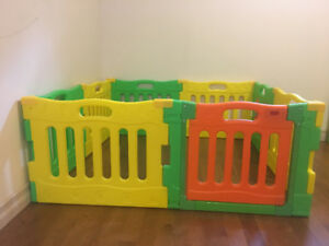 Playpen Playard & Activity Center