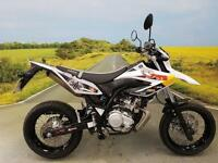 Yamaha WR125 2014 **ONLY 2435 MILES ON THE CLOCK, FULL REDBULL GRAPHIC KIT**