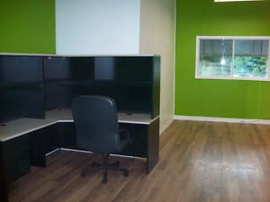 Finished Commercial Space