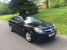2008 VAUXHALL VECTRA 1.8 EXCLUSIVE PETROL FOR SALE!!