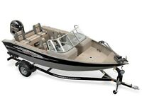 2014 Princecraft  Sport Series 172