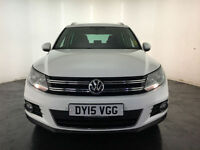 2015 VOLKSWAGEN TIGUAN MATCH TDI 1 OWNER FINANCE PX WELCOME