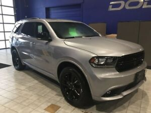 2017 Dodge Durango R/T  4x4 w/ Tech, Tow, Blacktop Edition