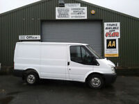 Ford Transit 2.2TDCi Duratorq ( 85PS ) **ex council only 49,000 warranted miles