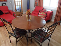 Dinning Table Set Reduced